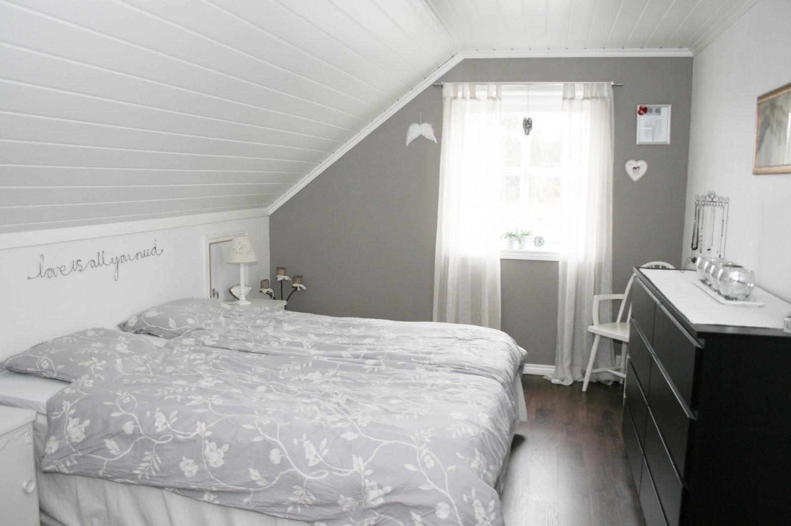 bilder på veggen til soverom