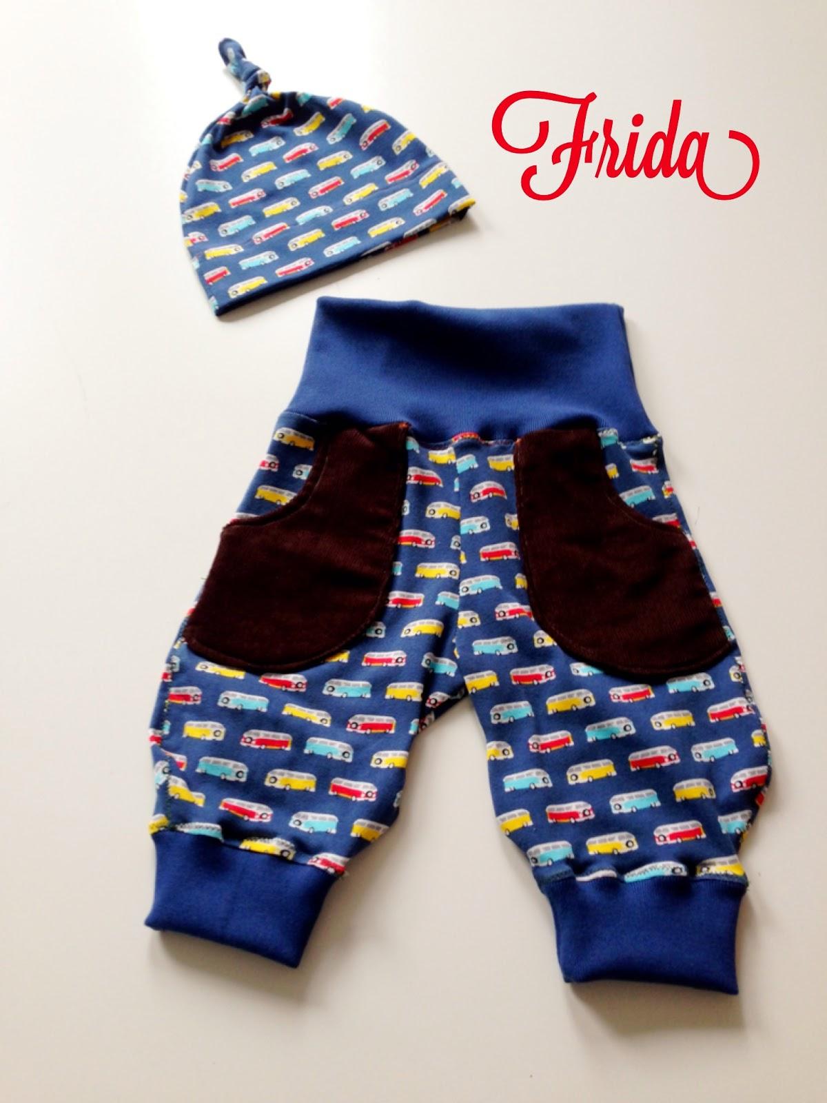 hei baby !: Babyhose Nummer drei - Die Frida!