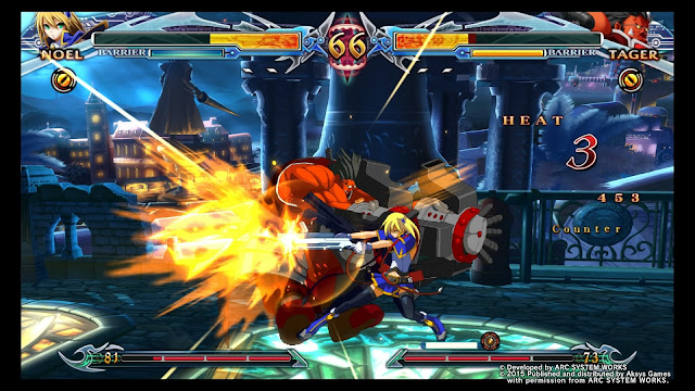 Blazblue on PlayStation 4 Review