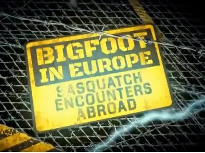 Bigfoot in Europe Documentary Woodwose