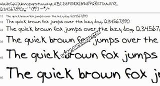 Aes Crawl Font