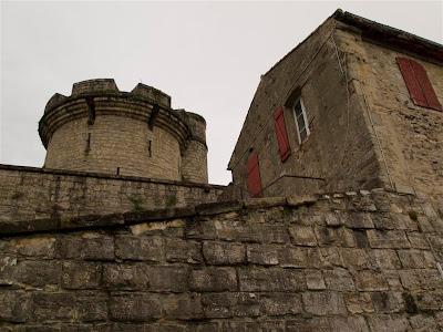 Torre de Fort Socoa en Ciboure