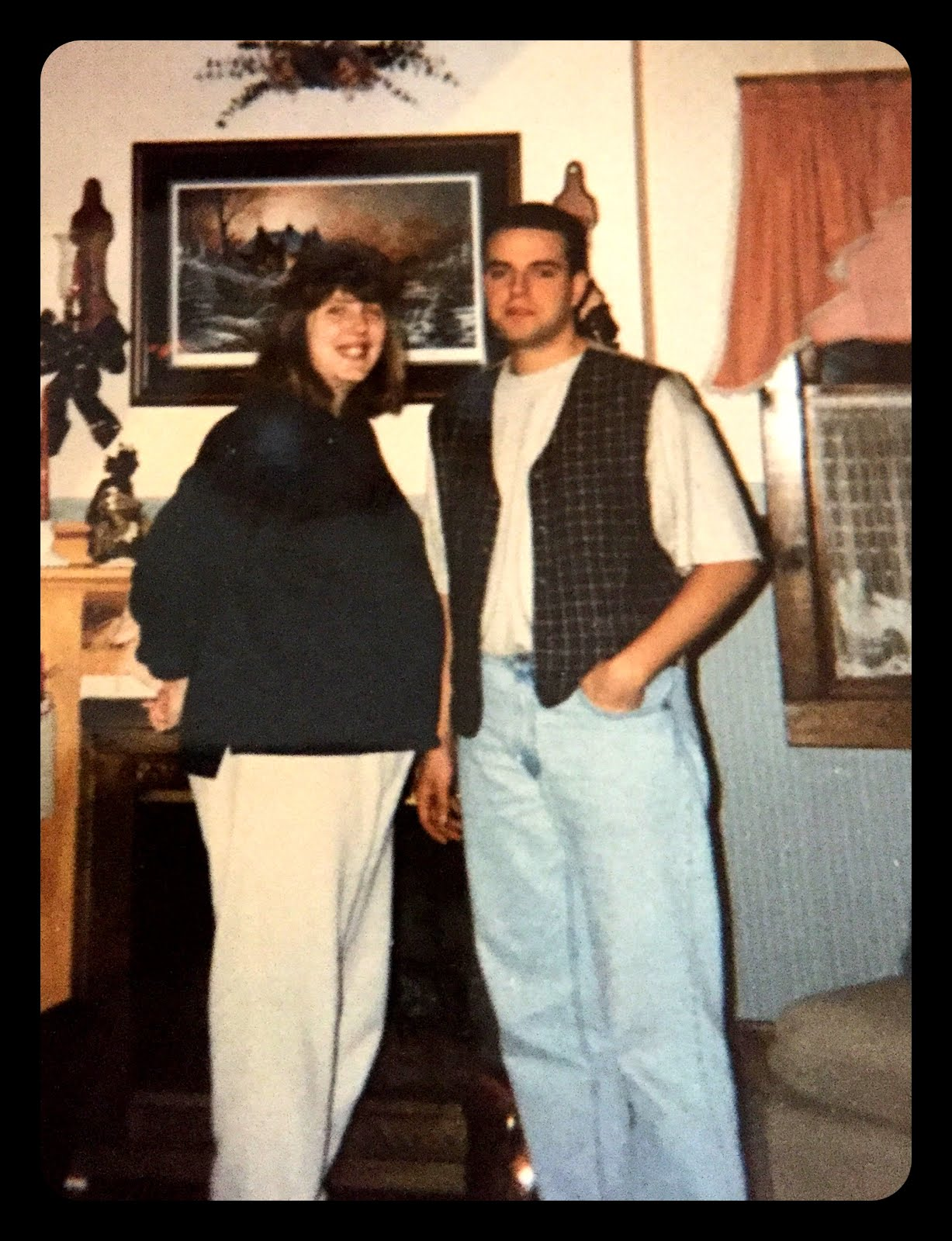Bruce and Julia