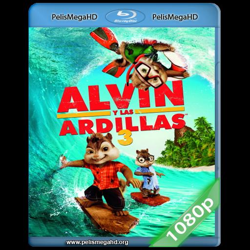 ALVIN Y LAS ARDILLAS 3 (2011) 1080P HD MKV ESPAÑOL LATINO