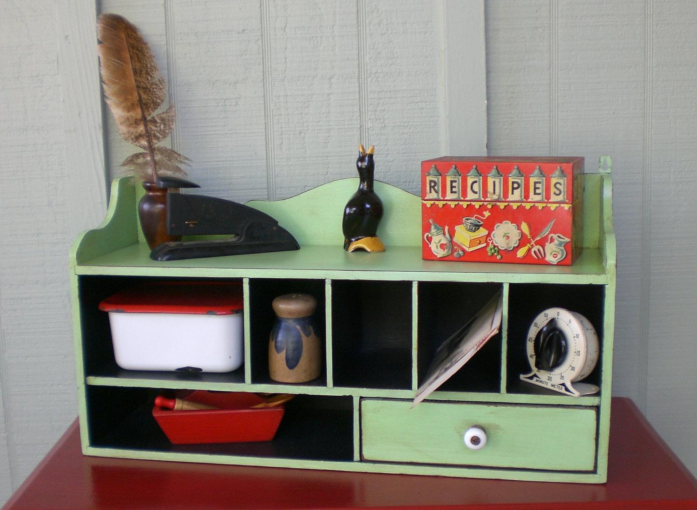 Great  repurposed desk organizer projects