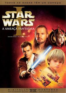 Assistir Star Wars: Episódio I – A Ameaça Fantasma Dublado Online HD