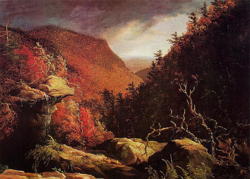 Thomas Cole: El maestro paisajista. - HANAKURA