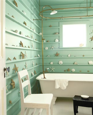 now an example of crisp u0026 fresh shabby chic bathroom although it also has elements of traditional style bathrooms the tiles and some other details are