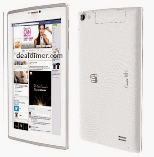 Micromax P480 Tablet (8GB, Wi-Fi, 3G)