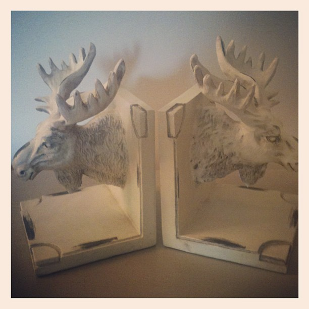 Butterfly lane it 39 s a stag thing - Stag book ends ...