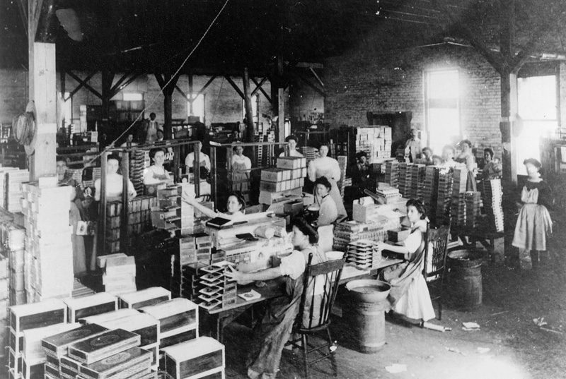 history of tampa cigar factory The ybor city development corporation (ycdc) works with the city of tampa as the community's liaison for economic development in the historic district.