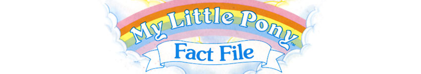 My Little Pony Fact File