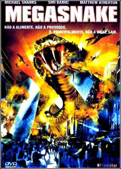 Download - Mega Snake - DVDRip Dublado