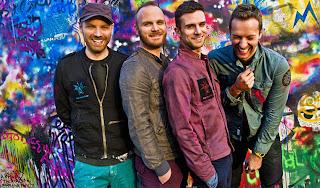 kunci gitar Coldplay Paradise