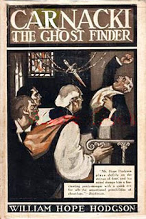 Carnacki the Ghost Finder, 1920, copertina