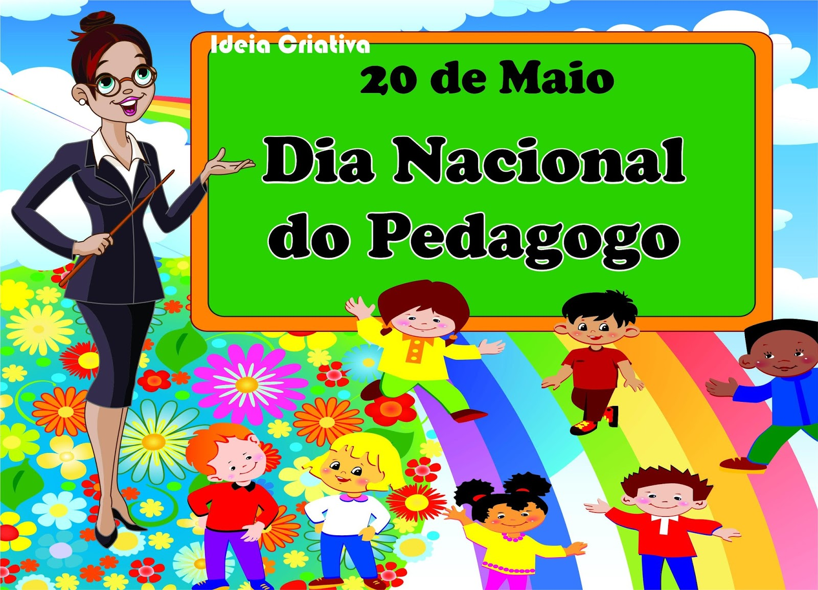 Dia Nacional do Pedagogo Lei Federal 13.083 de 08/022015
