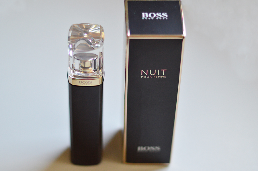 Hugo Boss Le Nuit fragrance, profumo Hugo Boss