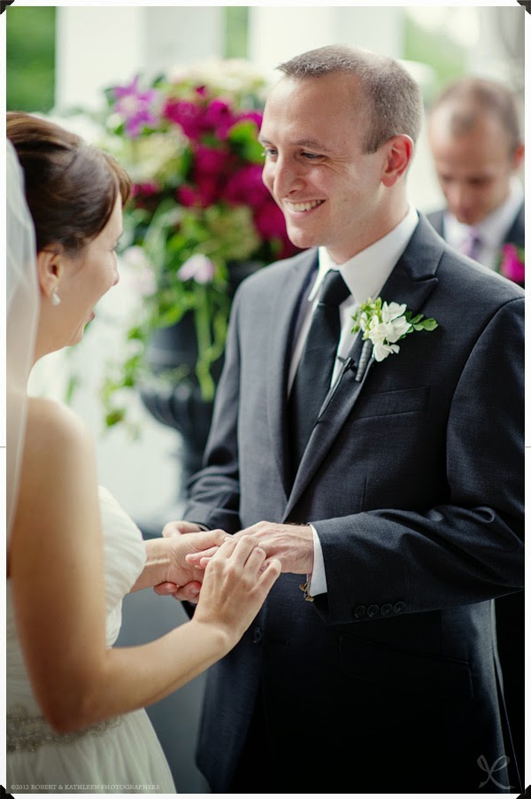 Highlands Country Club Wedding - Garrison, NY - Hudson Valley Wedding - Sweet Pea Boutonniere - Splendid Stems Floral Design