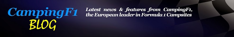 CampingF1 Blog | Latest news and features from CampingF1, the European leader in Formula 1 Campsites