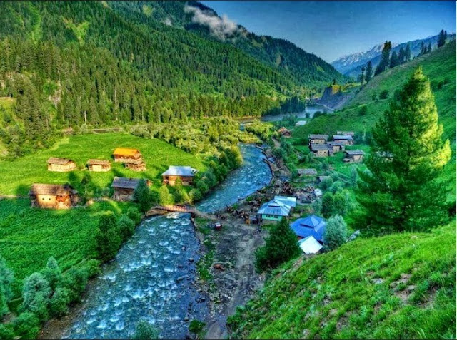 Taobat Neelum Valley, PAKISTAN