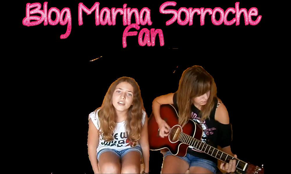 Marina Sorroche Fan Blog