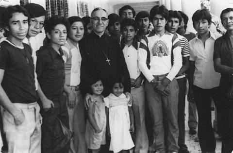 an analysis of the character of archbishop romero in the movie romero The assassination of archbishop oscar romero a gritty but electrifying mix of character study and crime the movie was produced by an agency of the.