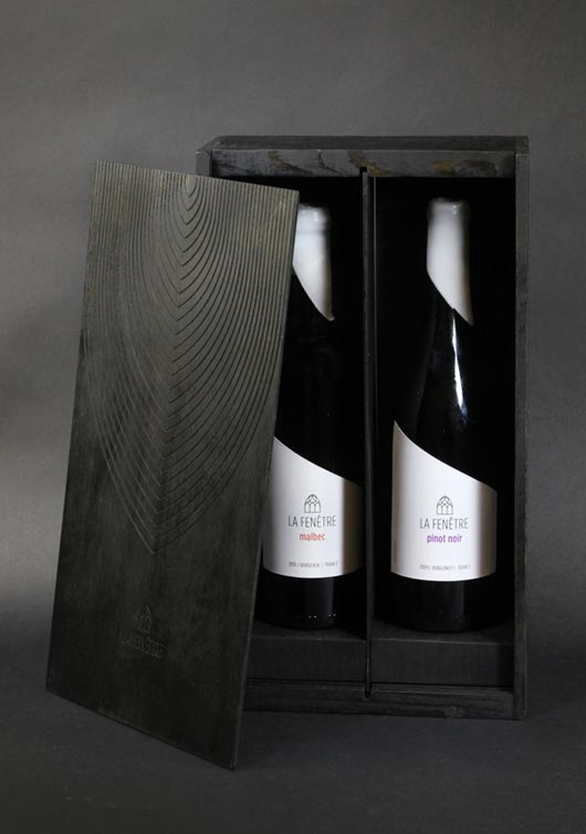 60 earthy wooden box designs for inspiration jayce o yesta for La fenetre wines