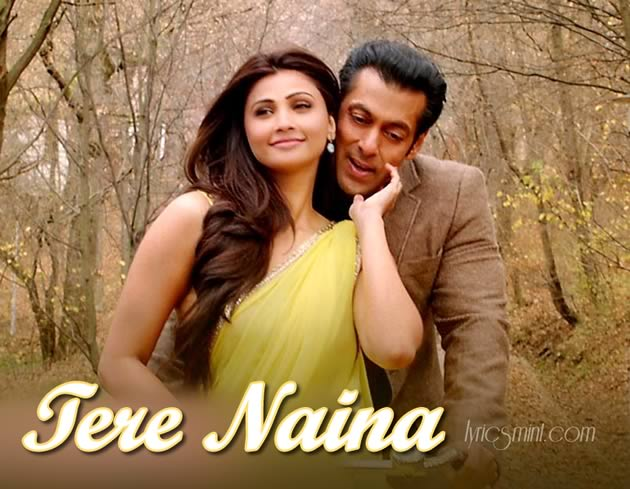 Tere Naina from Jai Ho