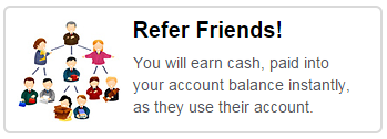 Refer Friends to My Traffic Value!