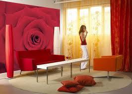 Decoração de paredes de sala