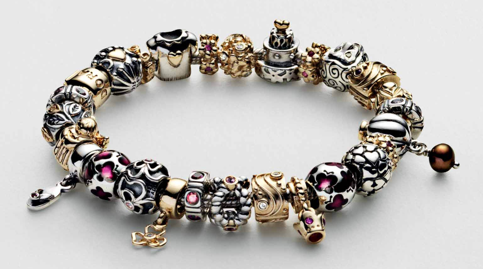My little addiction pandora charm bracelets lovelyish