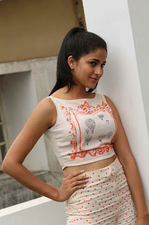 Actress Lavanya Tripathi Latest Pictures at Bale Bale Magadivoy Press Meet  252834).JPG