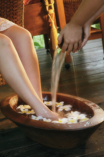 Noosa life style would you pay for a fish to eat your for Fish pedicures illegal in 14 states