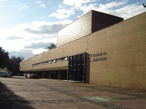 Jose villagr n garc a funcionalismo for Facultad de arquitectura