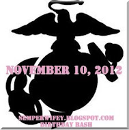 Semper Wifey&#39;s Marine Corps Birthday Bash!