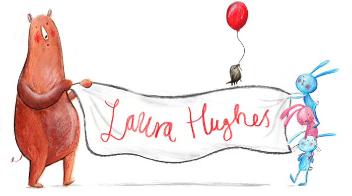 Laura Hughes - illustrator