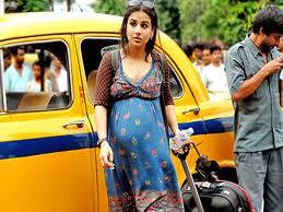 Vidya Balan as Vidya Bagchi in Kahaani