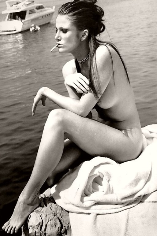 Angie Everhart Pussy 43
