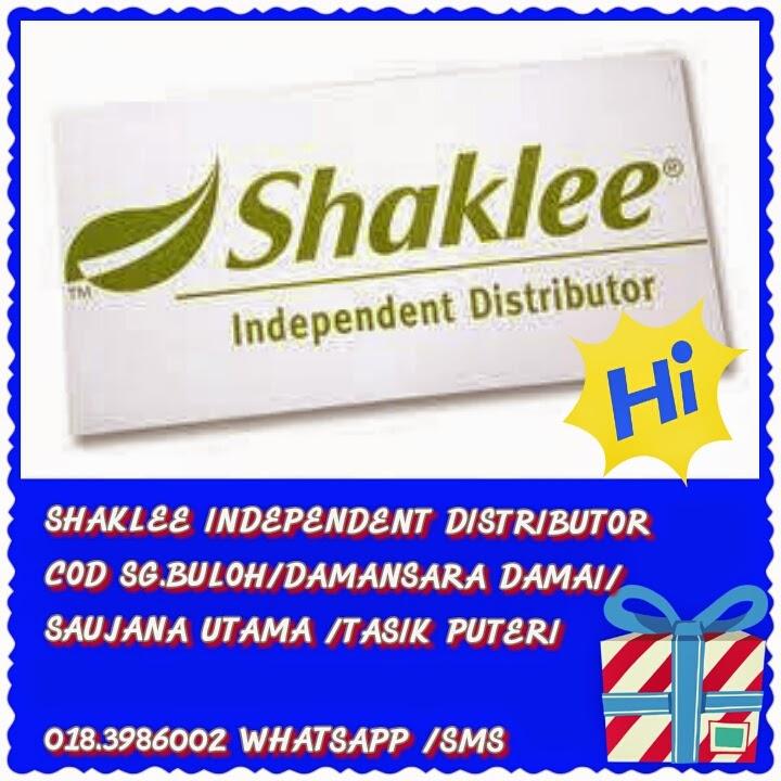 Shaklee Distributor Anda