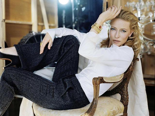 Cate Blanchett  Biography 2011