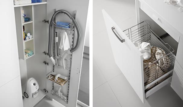 Ventajas de la cocina y lavadero como zonas separadas for Imagenes de lavaderos de ropa
