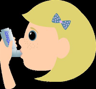 Dicas para evitar crises de asma no verão
