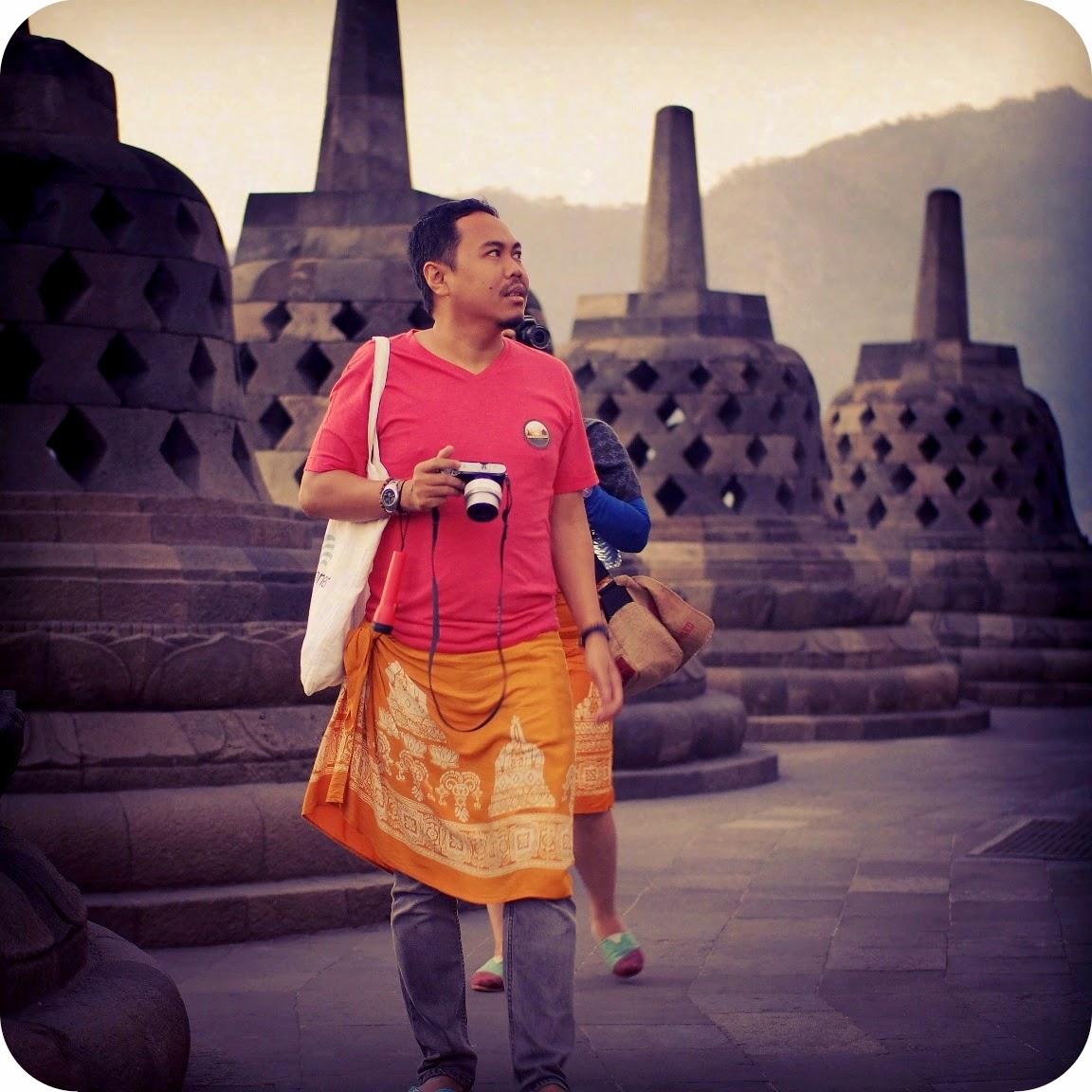 Selamat Pagi Sunrise Borobudur