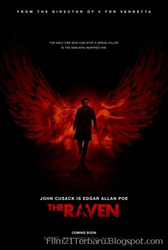 The Raven 2012 Bioskop