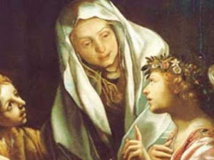 St. Frances of Rome ~ Pray for us!