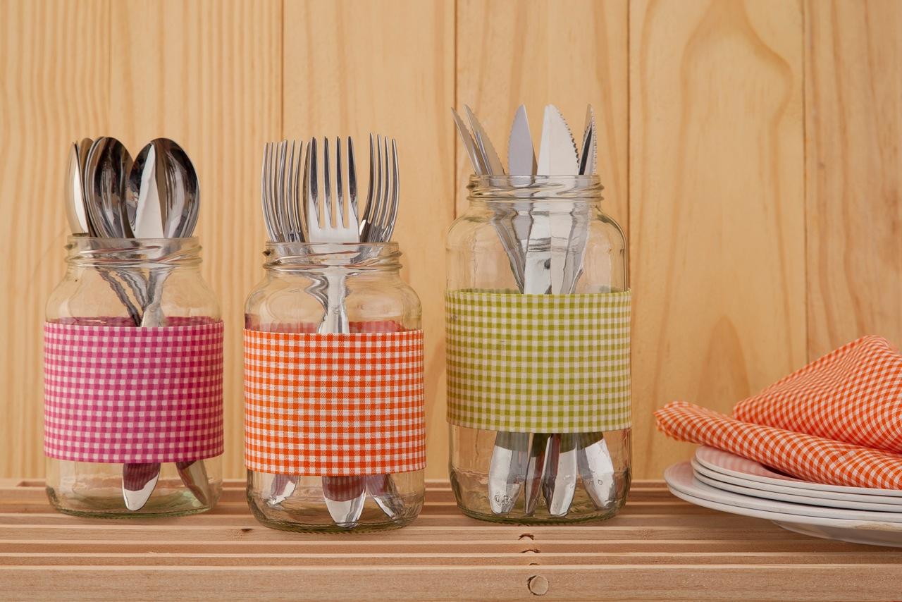 Vovó Moderninha: Cozinha: ideias simples para organizar e reciclar #B23B19 1280 854