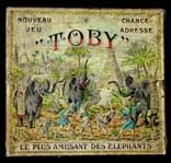 Toby l'éléphant