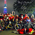 Night Pedal Cruising Christmas Ride Deluxe 2013 Report