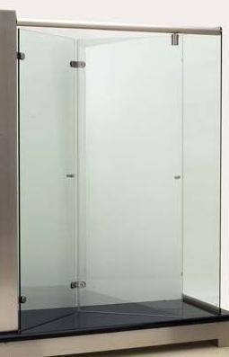 Hydroslide Bi Fold Hinge Enclosure Giovani Shower Doors