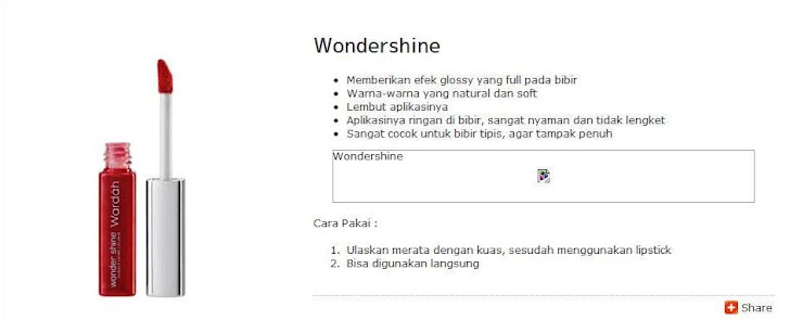 Wondershine -$12
